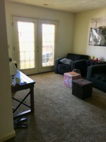 NEEDED Roommate.  One  block from campus
