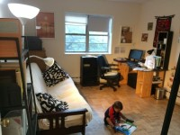 Furnished bedroom, Jan-Jul 2018, $685, all utilities East Rock