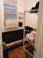 Private room in 2BR flex close to F subway, NYU