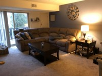 2 bedroom 2 story apartment in Fairport Townhome style