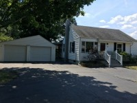 Beautifully Remodeled 2 Bed / 1 Bath / 2 Car Garage House in North Haven - Utilities Included