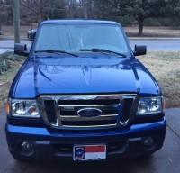 2010 Ford Ranger XLT 4x4 - 68K miles