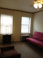 Furnished studio, available 2/1 to 8/31