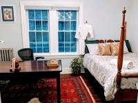 Elegant Furnished Bedroom In Renovated Condo--Available Now