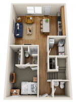 12 Month Lease at Meadows Crossing