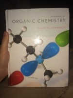 Organic Chemistry 2nd Ed by Hornback