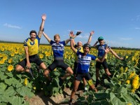 The Experience of a Lifetime- ride or run across the country for cancer this summer
