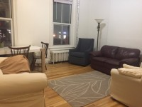 Large, Fully Furnished Summer Sublet Right Downtown
