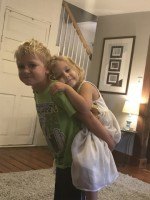 Morning babysitter needed in Kennett Square area