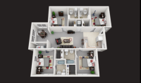 August 2017-July 2018 Sublease