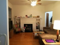 S Woodlawn & 54th, Entire place sublease (1.5 bd, 1 ba)