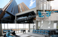 Summer Lease o Varsity Ann Arbor o High Rise 10th floor Corner Unit o Awesome Views