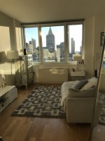 Beautiful, large studio apartment