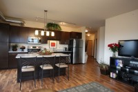 412 Lofts Sublease: 1 Bed, 1 Bath + Underground Parking.. Price negotiable.