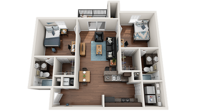 The Forum - Male Sublease Jan/Feb PAID