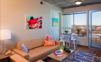 Spring 18 University House Midtown sublet. 5 min to campus. Two months free