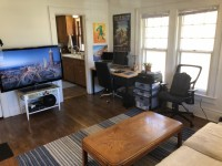 1 Bedroom Furnished Central Campus Apartment with Parking