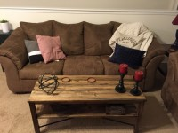 Almost new Ashley furniture couch/loveseat for sale