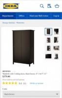 Selling furniture: desk, wardrobe, bookshelf, kitchen cart