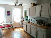 2BR/ 1 BA June and July sublet in East Rock; steps from YALE
