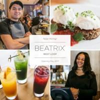 Hiring for Opening Team (FT/PT): Beatrix - WEST LOOP