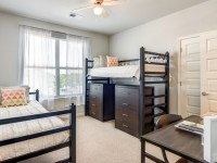 Two-person room at Campus View
