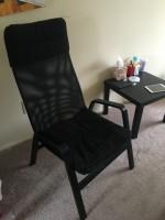 IKEA big comfortable chair