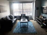 Private Bedroom in 4BR Apartment Downtown