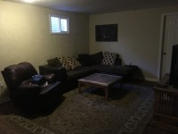 Sublet from May to end of July