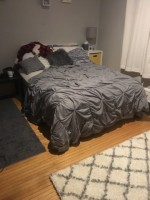 Subleaser for One bedroom Dinkytown House