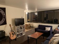 SUBLET Apartment 3-5 Min Walk from Campus