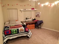 Fully furnished sublet avail Apr 1 (Atlantic Station)
