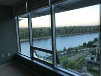 Quiet South Waterfront Condo with River & Mountain Views