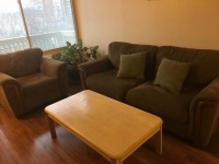 May Sublet: 1 Bed in 2bed/1bath Close to Kerrytown