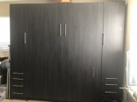 Murphy Bed with Side Hutches ($999 OBO) 60% Off Original Price