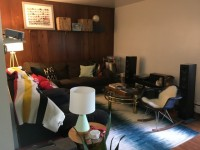 2 Bed 1 Bath Close to Central Campus, Furnished, Available June 1st - Aug 15th