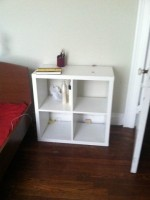 Furniture+lamps for sale: all for $130