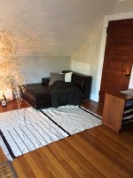 Room in quaint, 2br East Side apartment