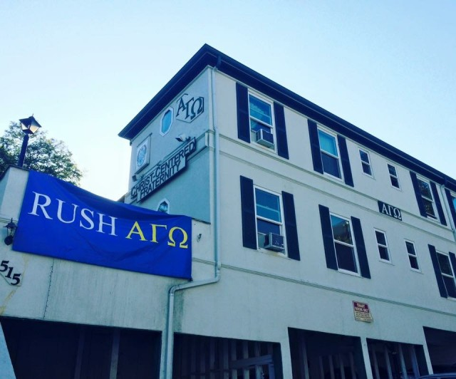 AGO Fraternity - NOW Leasing Summer and Fall