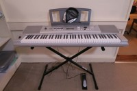 very new Yamaha digital piano for sale