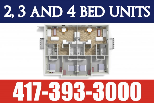 Pre Leasing Now! Newest, Largest, Closest Units to MSU!