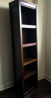 Crate & Barrel - Payton Tobacco Shelves