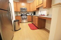 A modern and cozy apartment just 3 miles from downtown Burlington