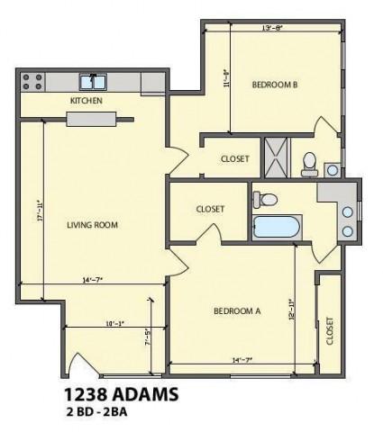 Roommate Needed In  Bed  Bath Luxury Apartment Uloop