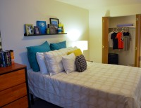 2017-2018 Lease Transfer- 1 Bed in Tower at Third (Utilities Included)