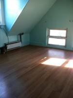 Private attic room