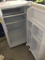 Haier 3.3 cu ft capacity fridge