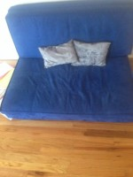 Zone Lounger, Full Bed, Futon