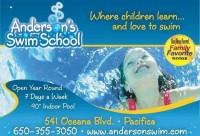 Love To Swim & Work with Children?