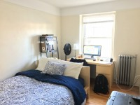 Fully Furnished Sublet (available now-July) @ 70 Howe